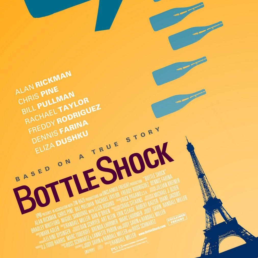 Movie Night at Brooks – Bottle Shock