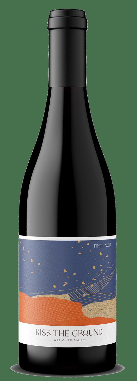 2018 Kiss the Ground Pinot Noir